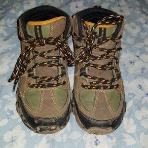 EUC boys boots